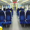 Abellio ScotRail Class 334 Juniper no. 334036 interior.