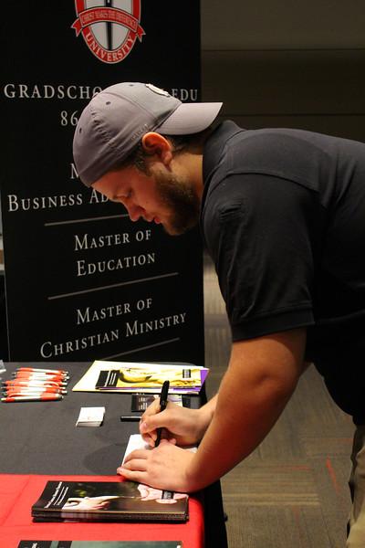 2015 Graduate Career Fair
