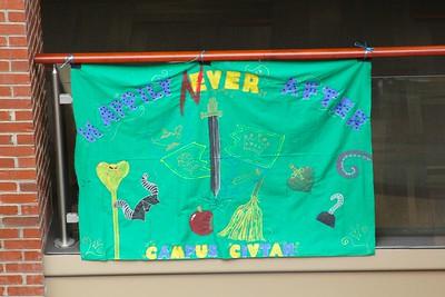 Campus Civitan's banner