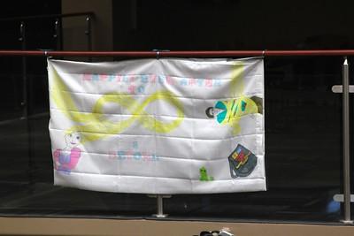 The Math Club banner