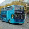 Arriva Sapphire Enviro 400 SN15LLP 5464 on the X60 to Aylesbury.