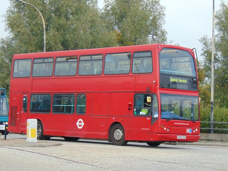 Sullivan Buses Volvo B7 East Lancs PA04CYH ELV5.