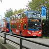 Stagecoach Unibus Enviro 400 KX12GXA 10032.