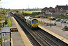 20 October 2015 :: 66545 is passing Radley working 6V27 from Eastleigh to Hinkery