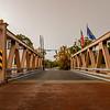 JOED VIERA/STAFF PHOTOGRAPHER-Lockport, NY-A view of the Exchange Street Bridge.