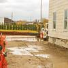 JOED VIERA/STAFF Middleport, NY-44 Park Avenue goes under remediation.