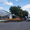 JOED VIERA/STAFF PHOTOGRAPHER-Gasport, NY- Harris Farm Market is ready for fall.