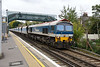 22 October 2015 :: 59102 is passing Wandsworth Road with 7V75 from Angerstein Wharf to Acton