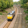 11 October 2015 :: 59003 is seen passing Chineham working light from Eastleigh to Gloucester (0V59)