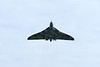 11 October 2015 :: XH558 passing Popham on the Flypast Farewell Flight around the South of England