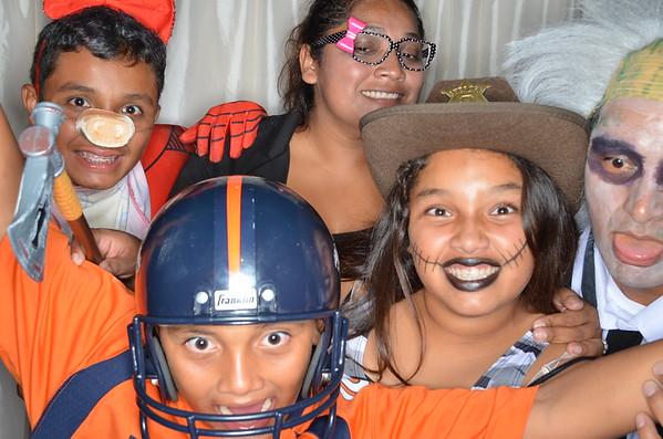 10/24/2015 - The Olmedo's Halloween Party