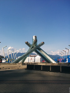 Vancouver Olymic Torch