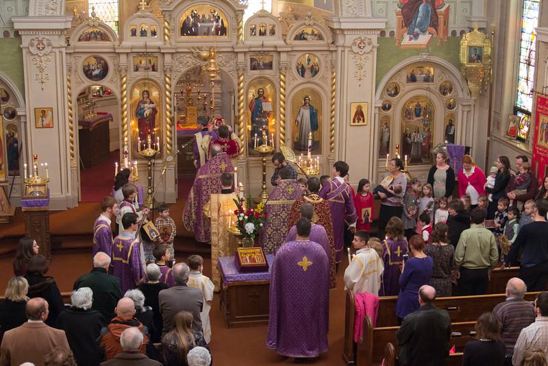 Orthodoxy Sunday 2015
