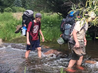 Philmont Fish Camp 2015