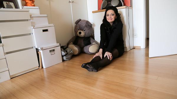 2015-12-03 Otvovice Supraphon Rozhlas Addams - Lucie Bila