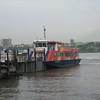 Our harbor cruise boat  around lower Manhatten