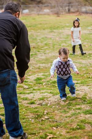 PJ Family Photoshoot
