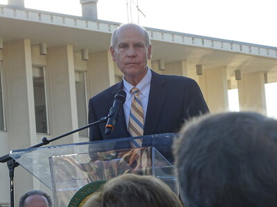 President Bob Brower