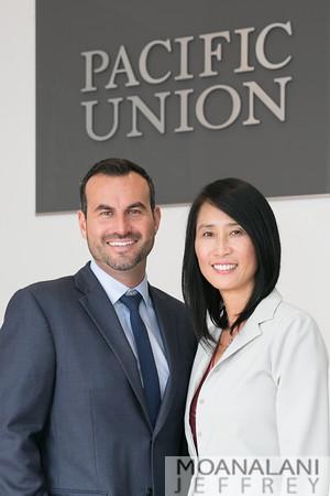 Pacific Union Headshots
