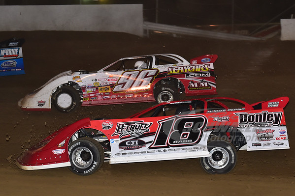 18 Shannon Babb and 96T Tanner English