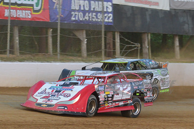 32 Bobby Pierce and 25F Jason Feger