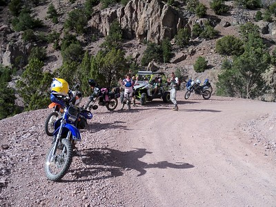 Paiute Trail & Monroe Peak