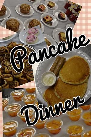 20150203 Pancake Dinner