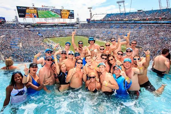 Panthers @ Jaguars 13 September 2015