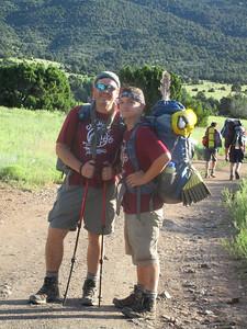 Day 11 - Trail to Rayado Turnaround