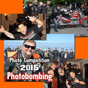 Photobombing - 2015 competition