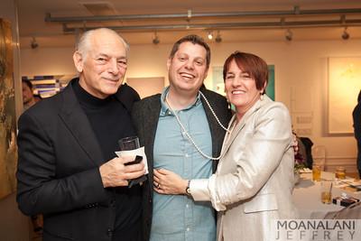 Piero Spadaro Celebration at Hang Art