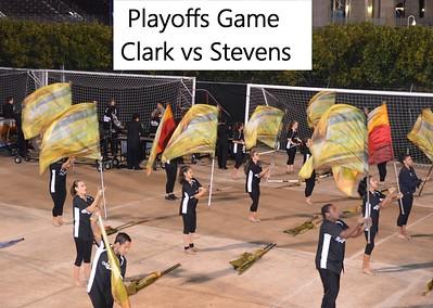 20151106 Playoffs Game Clark vs Stevens