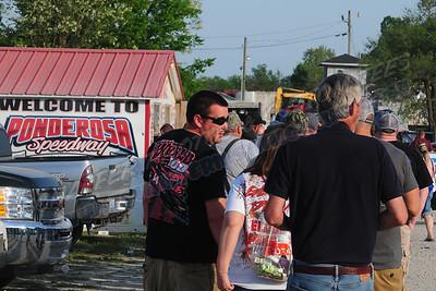 Ponderosa Speedway May 8 WOOLM