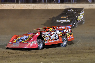 Rod Conley (71R) and Mike Marlar (157)