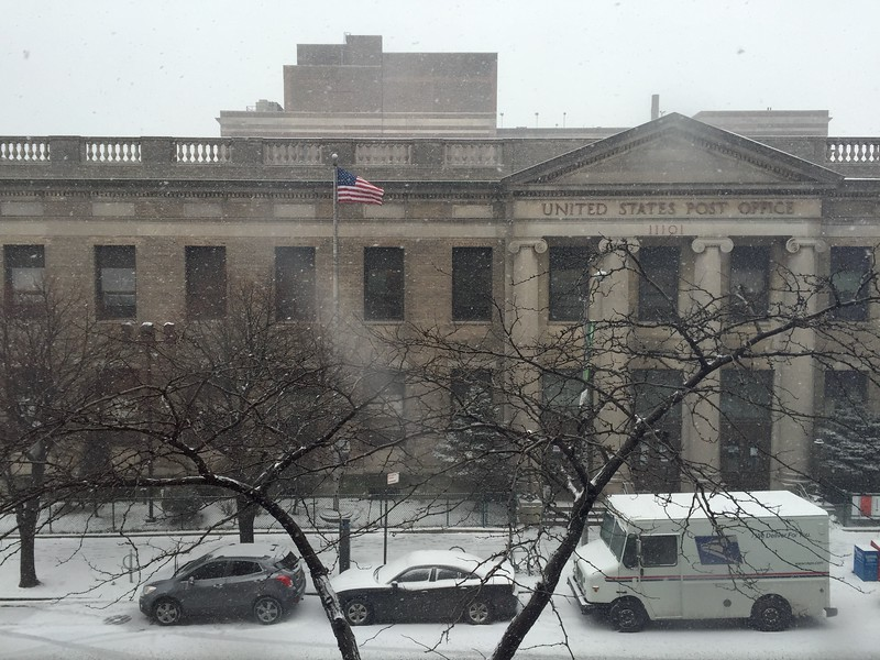 <b>United States Post Office</b> <br>Queens, NY <br>March 1, 2015