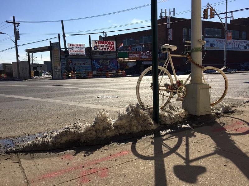 <b>Metropolitan and Gardner</b> <br>Brooklyn, NY <br>February 28, 2015