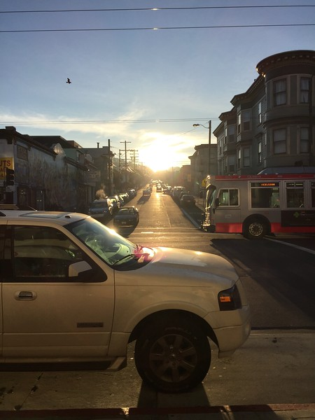 <b>Mission St</b> <br>San Francisco, CA <br>January 21, 2015