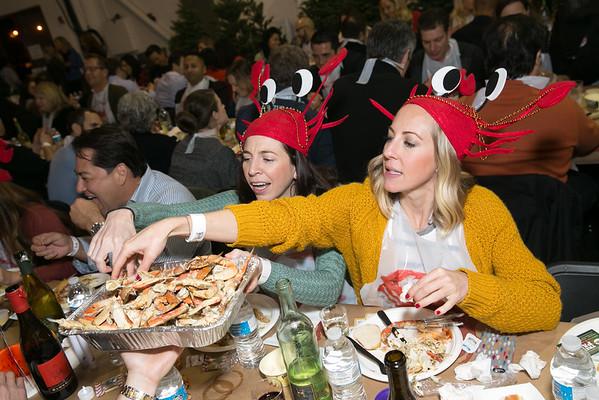 2015.12.10 The Guardsmen Tree Lot Crab Feed