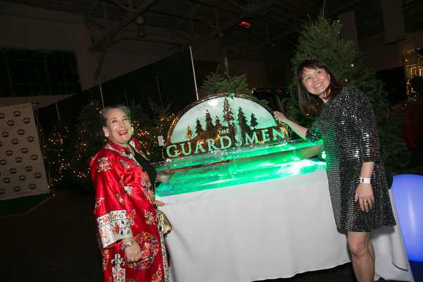 2015.12.19 The Guardsmen Tree Lot Party