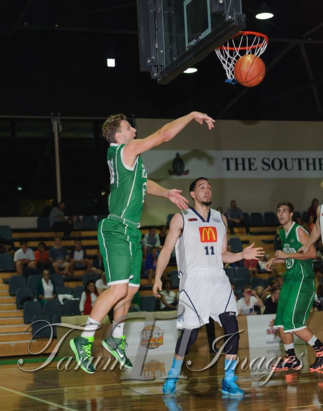 © QBL Gold Coast Rollers v Rockhampton Rockets 9 May 2015-4238