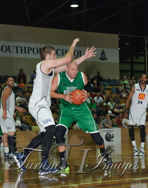 © QBL Gold Coast Rollers v Rockhampton Rockets 9 May 2015-4191