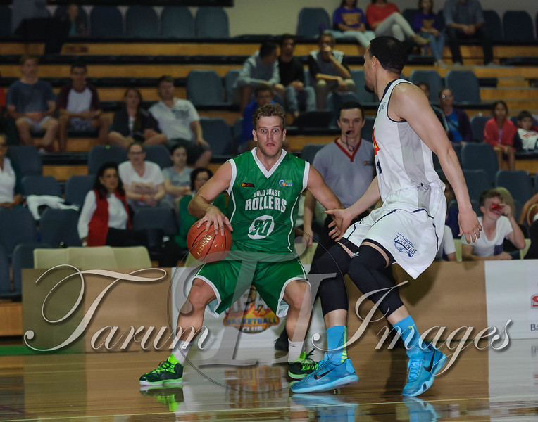 © QBL Gold Coast Rollers v Rockhampton Rockets 9 May 2015-4235