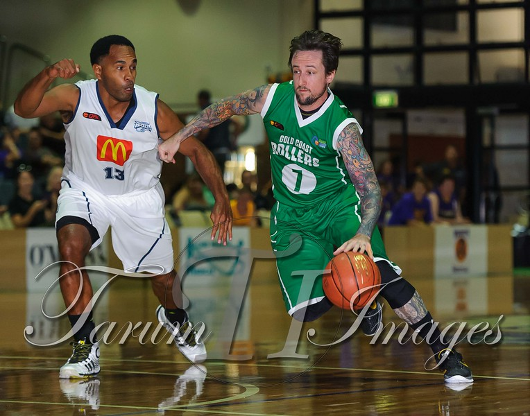 © QBL Gold Coast Rollers v Rockhampton Rockets 9 May 2015-4224