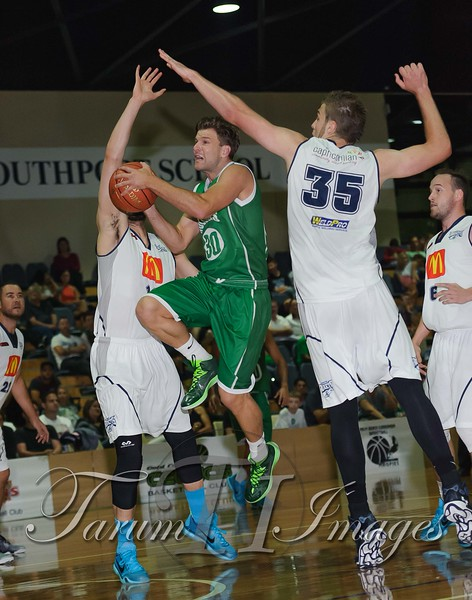 © QBL Gold Coast Rollers v Rockhampton Rockets 9 May 2015-4171