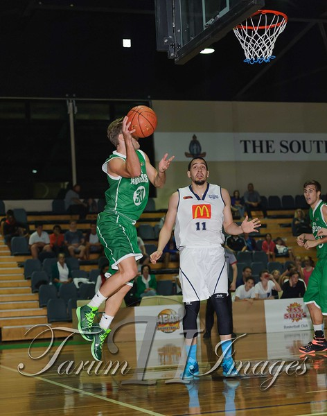 © QBL Gold Coast Rollers v Rockhampton Rockets 9 May 2015-4237