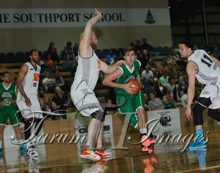 © QBL Gold Coast Rollers v Rockhampton Rockets 9 May 2015-4210