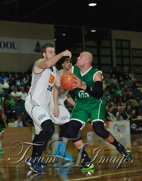© QBL Gold Coast Rollers v Rockhampton Rockets 9 May 2015-4163