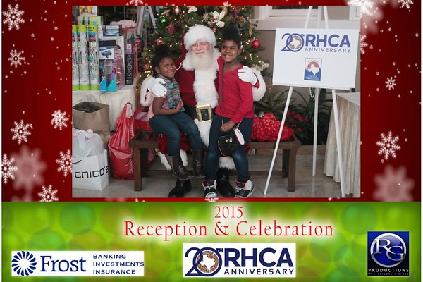 RHCA 2015 Holiday Santa