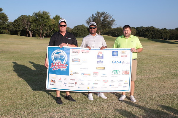 RHCA Golf Tournament 2015 Team Photos