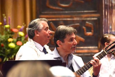 Rabbi Symons Farewell Service 5/15/2015